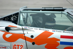 #47 Spyker Squadron Spyker C-8 Spyder GT2 R: Peter van Merkensteyn, Frans Munsterhuis