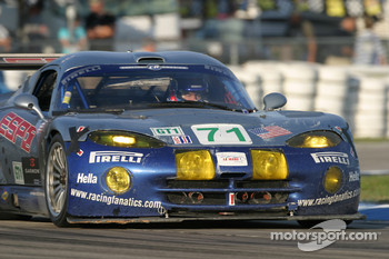 #71 Carsport America Dodge Viper: Tom Weickardt, Jean-Philippe Belloc, Michele Rugolo