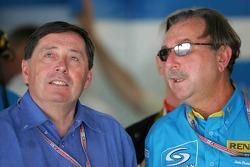 Patrick Faure and Jean-François Caubet