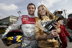 Pitstop competition: Christian Abt and singer Ana Jonson