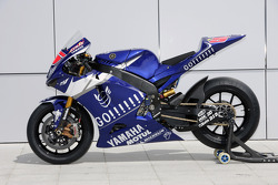 Gauloises Yamaha Team photoshoot: Yahama YZR M1