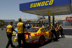 Team Kodak gassing up on Sunoco fuel