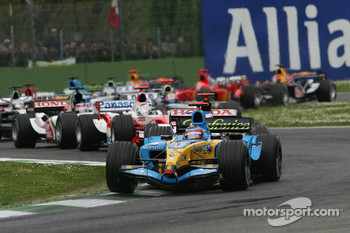 Start: Fernando Alonso