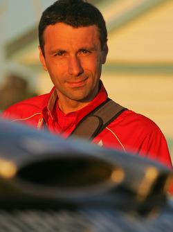 Mitsubishi Motors Motor Sports: Mario Fornaris