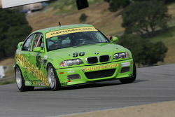 #90 Automatic Racing BMW M3: David Riddle, Kris Wilson