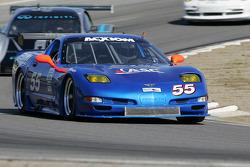 #55 ASC Motorsports Corvette: Zach Arnold, Jason Workman