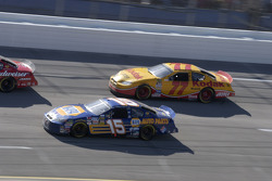 Michael Waltrip and Travis Kvapil