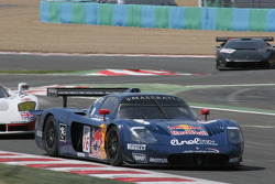 #16 JMB Racing Maserati MC 12 GT1: Chris Buncombe, Philipp Peter, Roman Rusinov