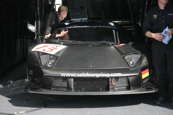 Lamborghini Murcielago R of GT of Kox and Simon