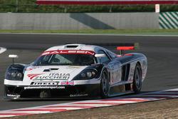 #8 Graham Nash Motorsport Saleen S7 R: Roland Berville, Philippe Almeras, Enea Casoni
