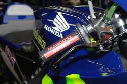 Gresini Racing Honda bike