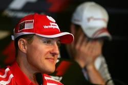 FIA Thursday press conference: Michael Schumacher