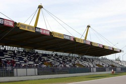 Grandstands at the Nürburgring