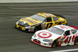Casey Mears and Matt Kenseth