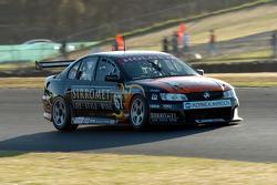 Paul Morris hovering in the top ten