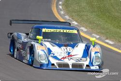 #66 Krohn Racing/ TRG Pontiac Riley: Jorg Bergmeister, Christian Fittipaldi