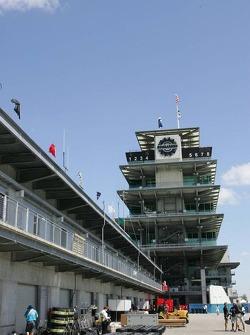 Pagoda at Indy