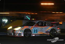 #89 Sebah Automotive Porsche 911 GT3 RSR: Lars-Erik Nielsen, Thorkild Thyrring, Pierre Ehret