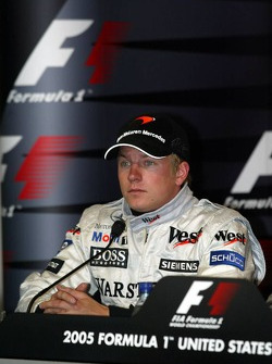 Saturday press conference: Kimi Raikkonen
