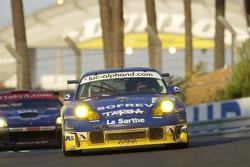 #72 Luc Alphand Aventures Porsche 911 GT3 RS: Luc Alphand, Jérôme Policand, Christian Campbell