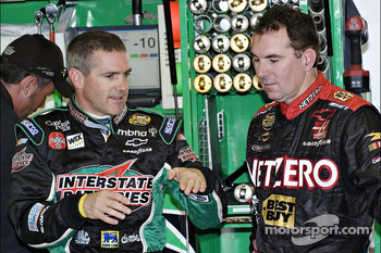 Bobby Labonte and Mike Bliss