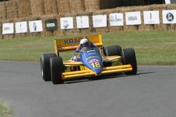 #186 1986 March-Cosworth 86C, class 9: Danny Sullivan