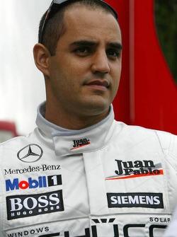 Juan Pablo Montoya