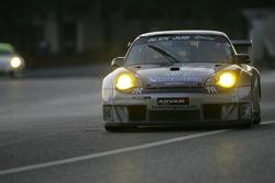 #71 Alex Job Racing Porsche 911 GT3 RSR: Leo Hindery, Mike Rockenfeller, Marc Lieb