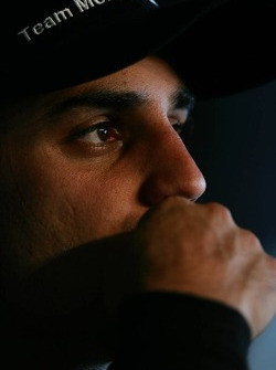 Press conference: race winner Juan Pablo Montoya