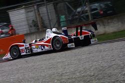 #25 RML MG Lola EX 264: Thomas Erdos, Mike Newton