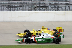 Tony Kanaan and Buddy Lazier