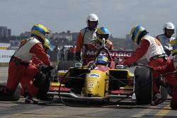 Pitstop for Sébastien Bourdais