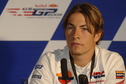 Press conference: Nicky Hayden