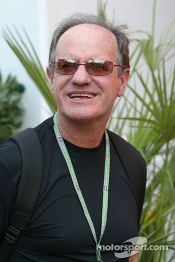 Father of Rubens Barrichello