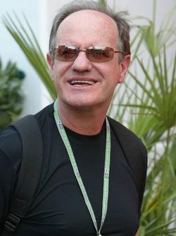 Father of Rubens Barrichello