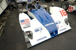 Dyson Racing Team Lola EX257 AER