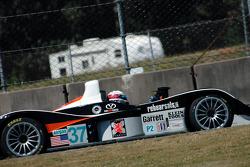 #37 Intersport Racing Lola B05/40 AER: Clint Field, Gregor Fisken