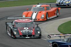 #4 Howard - Boss Motorsports Pontiac Crawford: Butch Leitzinger, Elliott Forbes-Robinson, #7 Tuttle Team Racing/ SAMAX Pontiac Riley: Brian Tuttle, Jonathan Cochet