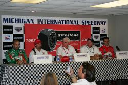 Firestone press conference