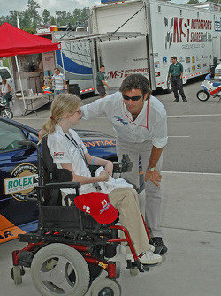 Katherine Shelton and Christian Fittipaldi