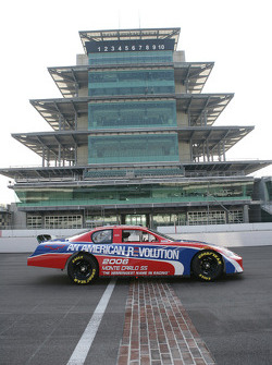 The 2006 Chevrolet Monte Carlo SS race car