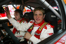 François Duval and Sven Smeets