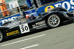 #30 Kruse Motorsport Courage C65-Judd: Phil Bennett, Michael Vergers, Juan Barazi