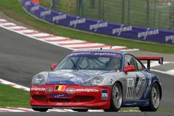 #111 Patrick Chaillet Porsche 996 GT3 Cup: Patrick Chaillet, Laurent Nef, Jacques Morlet