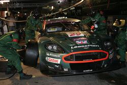 #29 Aston Martin Aston Martin DBR9: Marc Goossens, Peter Kox, Pedro Lamy