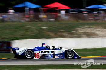 #16 Dyson Racing Team Lola EX257 AER: James Weaver, Butch Leitzinger