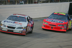 Terry Labonte and Jeff Gordon
