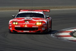 #52 BMS Scuderia Italia Ferrari 550 Maranello: Matteo Cressoni, Jamie Davies, Miguel Ramos