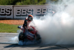Burn out!