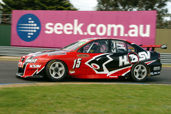 Mark Noske and Tim Leahey were snapped up by the HSV Team for Sandown